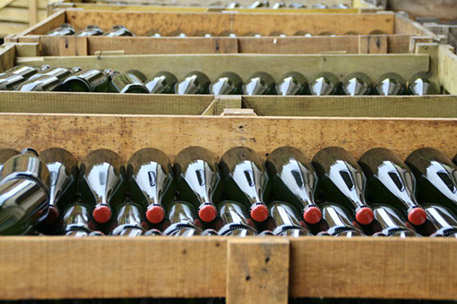 Import champagnes